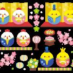 ひな祭りの由来や意味!なぜ雛人形や桃の花を飾るの?