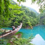静岡の夢の吊り橋の場所と見所?アクセス方法?