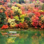 嵐山の紅葉2017の見頃時期は?スポットは?