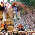 新居浜 太鼓 祭り 2017の日程?歴史はどうなの?