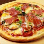 ピザ生地 簡単 発酵無しの簡単ピザ生地?イーストなし!発酵なしピザ生地?