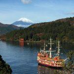 芦ノ湖の海賊船時刻表?遊覧船料金?