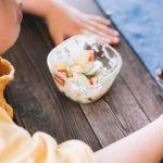 幼児食にはどのくらいの食事量が必要